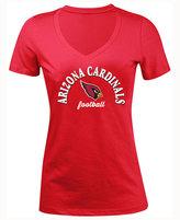 5th & Ocean Women's Arizona Cardinals Checkdown LE T-Shirt