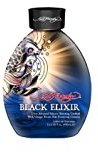 Ed Hardy Black Elixir - 90xxx Bronzing Cocktail with Unique Tattoo Fade Protection 13.5 Oz