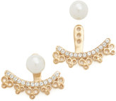 Kate Spade Chantilly Charm Ear Jackets