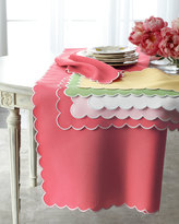 "Matouk Savannah Gardens Tablecloth, 68"" x 90"""