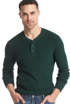 Gap Softspun knit henley