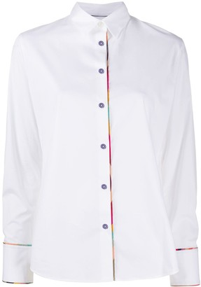 Paul Smith Multi-Colour Button Shirt