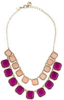Kate Spade Double Strand Crystal Necklace