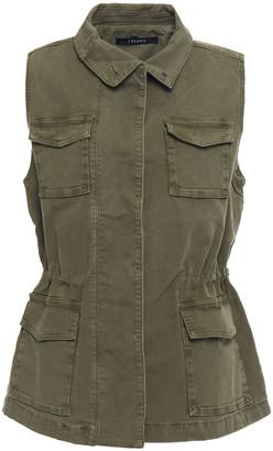 J Brand Cotton-canvas Vest