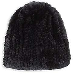 b4184cbd6 Women's Rex Rabbit Fur Hat