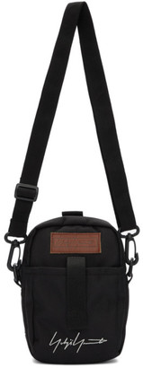 Yohji Yamamoto Black New Era Edition Crossbody Bag