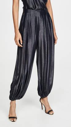 Cushnie High Waisted Harem Pants