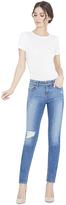 Alice + Olivia Jane 5 Pocket Skinny Jeans