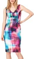 Damsel in a Dress Mixologist Scuba Dress, Multi