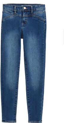 Tractr Kids' High Waist Jeans