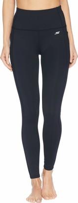 Skechers Women's Walk Go Flex High Waisted Athleisure Yoga Pant Legging
