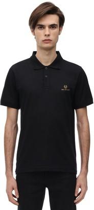 Belstaff Cotton Piquet Polo Shirt