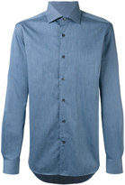Corneliani classic shirt - men - Cotton - 39