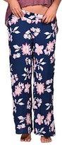 Billabong Juniors Midnight Hour Floral Soft Pant