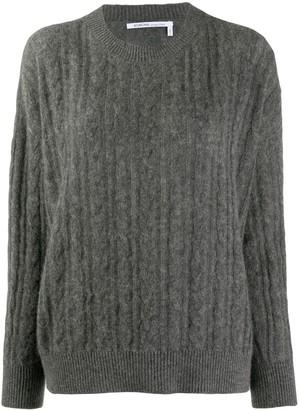 Agnona Long Sleeve Cashmere Jumper