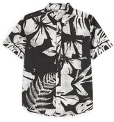 Billabong Boy's Tropics Short Sleeve Woven Shirt