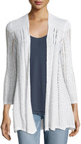 Nic+Zoe High Tide Open-Front Cardigan