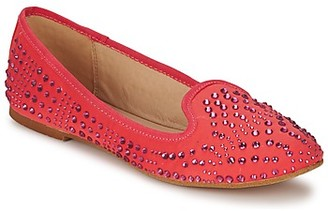 Bata GUILMI women's Loafers / Casual Shoes in Pink