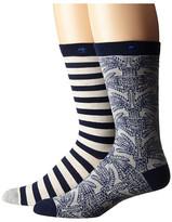 Scotch & Soda 2-Pack Classic Socks in Fun Pattern