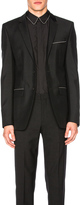 Givenchy Wool Mohair Blazer