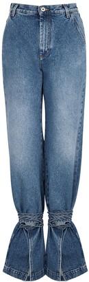 Loewe Blue Straight-leg Jeans