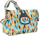 Kalencom Elite Diaper Bag, Honeycomb Orange by
