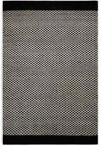Plantation Rug Company Belle Rug 03 Monochrome Black 150x230