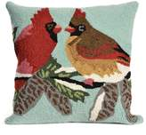 Liora Manné Cardinals Sky Throw Pillow