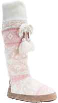Muk Luks Women's Angie Slipper Boot