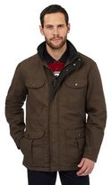 Maine New England Khaki Six Pocket Coat