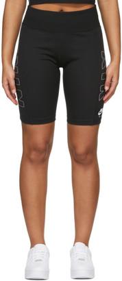 Nike Black Sportswear Air Bike Short