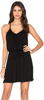 Bella Luxx Shirred Cami Dress