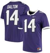 Nike Men's Andy Dalton Purple TCU Horned Frogs Alumni Player Jersey