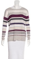 Vince Striped Long Sleeve Sweater w/ Tags