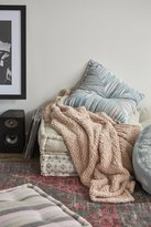 Urban Outfitters Amped Fleece Throw Blanket
