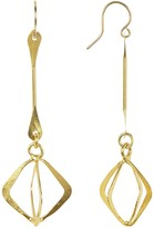 Yochi Go Around Globe Earrings