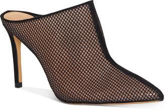 INC International Concepts Inc Women Kamaya Pointed-Toe Heeled Mules, Women Shoes