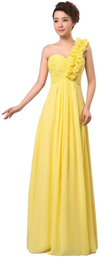 cff99f5b657 Yellow Fashion   Accessories For Bridesmaid - ShopStyle Canada