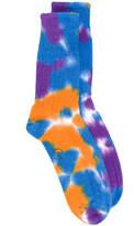 Suicoke tie dye socks