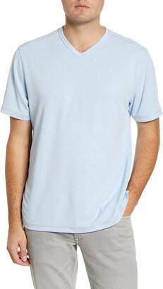 Tommy Bahama Tropicool Paradise V-Neck T-Shirt