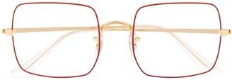Ray-Ban Square Optical Glasses