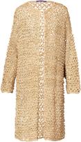 Ralph Lauren Long Sleeve Crochet Cardigan