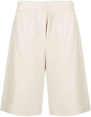 Brunello Cucinelli Wide-Leg Bermuda Shorts