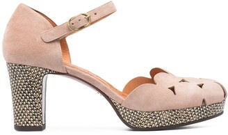Chie Mihara Macel cut-out sandals