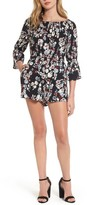 Cupcakes And Cashmere Women's Gia Romper