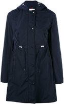 Moncler Anthemis coat - women - Nylon - 3