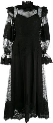 Zimmermann Espionage lace dress