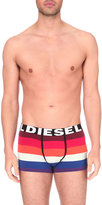 Diesel Striped Cotton-jersey Boxers