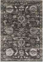 Loloi Rugs Kingston Rug - Charcoal/Silver