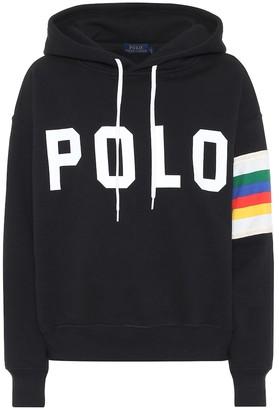 Polo Ralph Lauren Logo cotton-blend hoodie